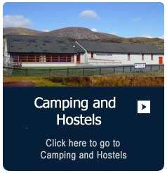 Camping and Hostels