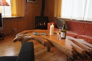 Beachview Cottage interior