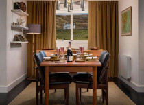 Sound of Harris Dining Room