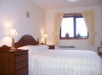 Clisham Cottage Double room
