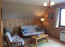 Clisham Cottage Lounge