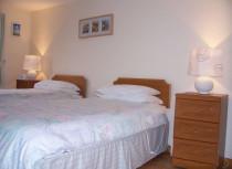 Clisham Cottage Twin room