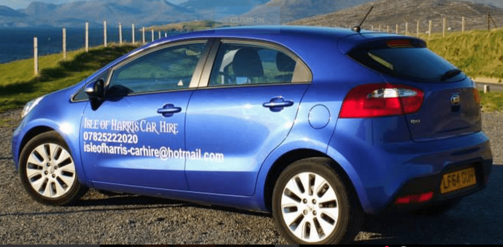 Harris Car Hire
