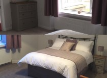 An Dachaigh Double Bedroom