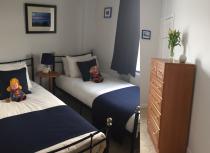 An Dachaigh Twin Bedroom