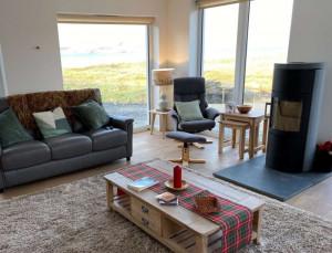 Lounge with View Beachside Harris