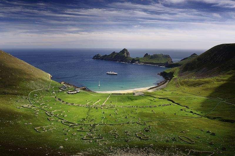 St Kilda by Sea Harris 1