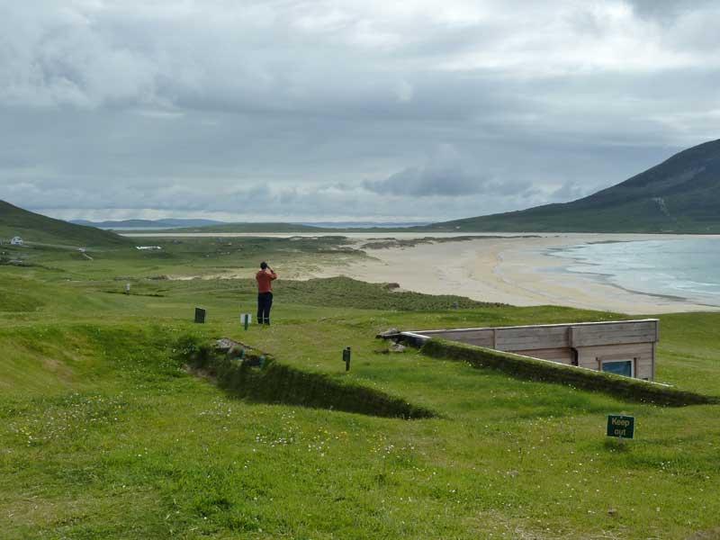 Harris golf course