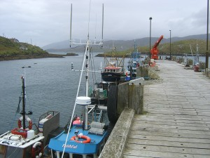 Scalpay Pier