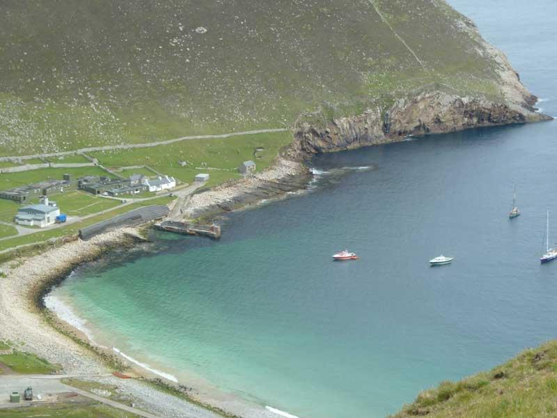 St Kilda village bay