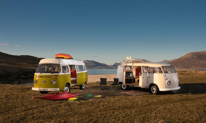 Harris Classic Campervans
