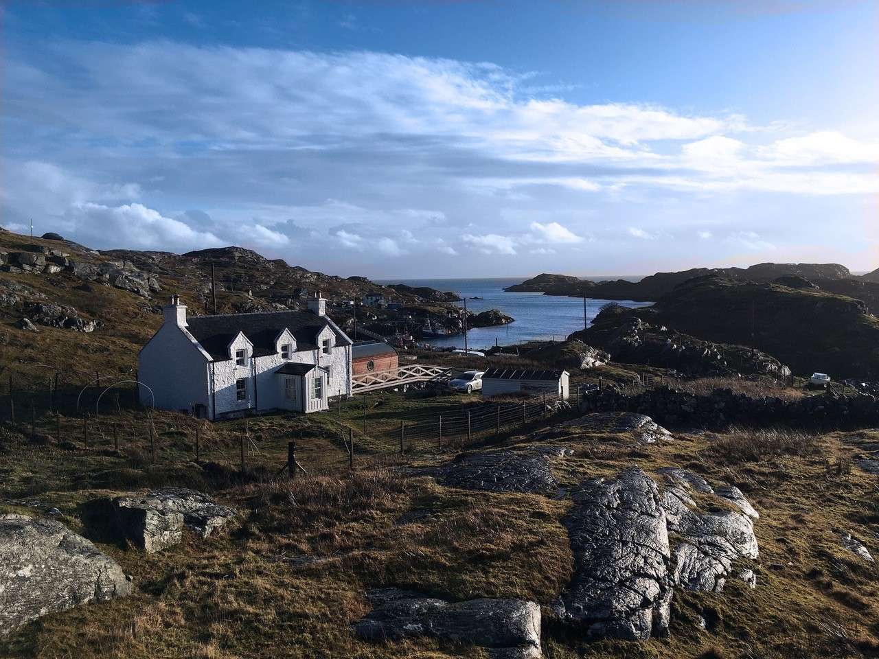 Crofthouse Harris