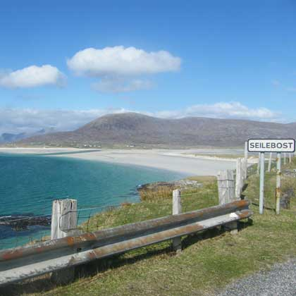 beaches on Harris
