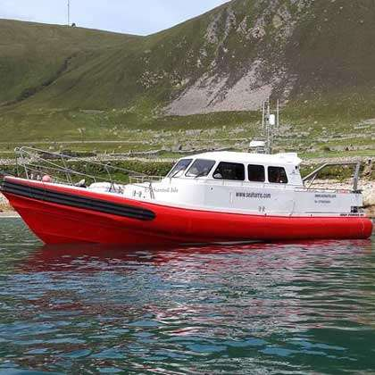 boat trips on the Isle of Harris