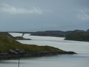 Bridge over to Scalpay