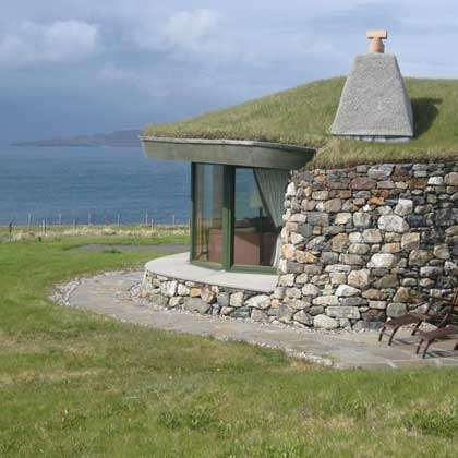 self catering on the Isle of Harris