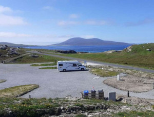 Pairc Niseaboist campsites and camping