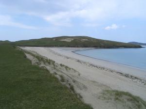 beaches on Harris, Horgabost