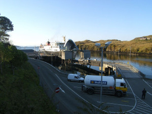 get to the Isle of Harris Uig Ferry